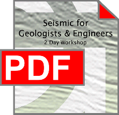 Seismic for Geologists and Engineers  pdf